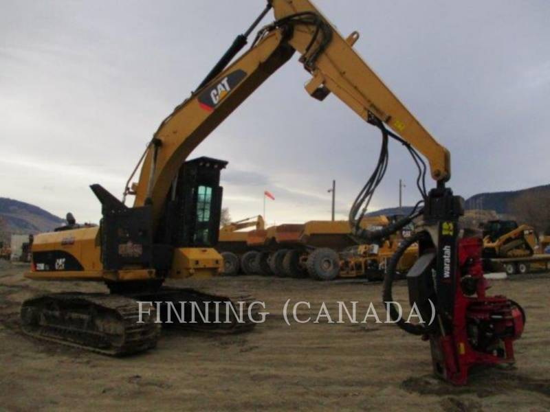 CATERPILLAR FORESTRY - PROCESSOR 320DFMHW equipment  photo 4