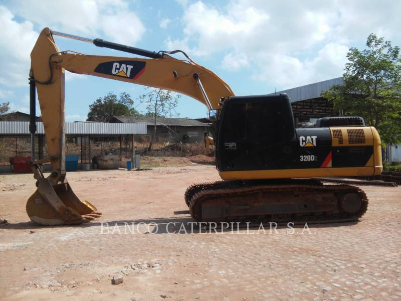 CATERPILLAR TRACK EXCAVATORS 320D2 equipment  photo 2