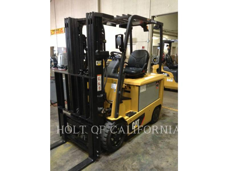 CATERPILLAR MITSUBISHI MONTACARGAS EC25LN equipment  photo 1