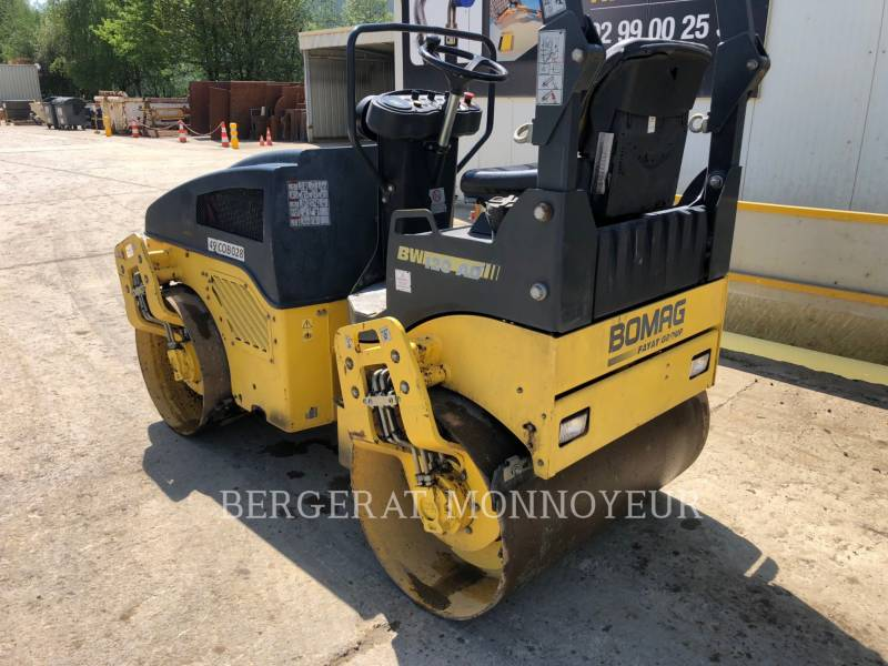 BOMAG COMPACTORS BW120 equipment  photo 4