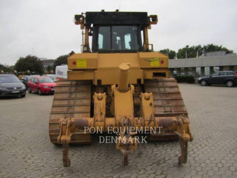 CATERPILLAR WHEEL DOZERS D6T LGP equipment  photo 4