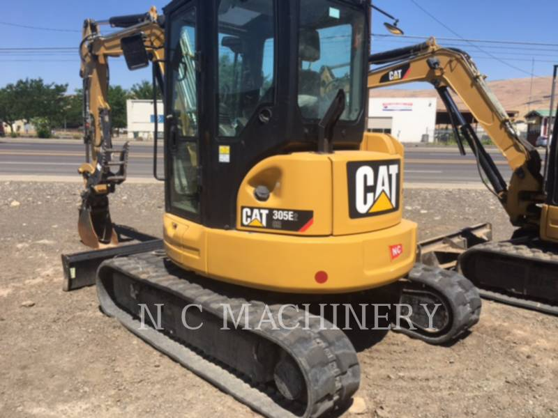CATERPILLAR KETTEN-HYDRAULIKBAGGER 305E2 CRCB equipment  photo 2