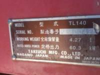 TAKEUCHI MFG. CO. LTD. CHARGEURS COMPACTS RIGIDES TL140 equipment  photo 5