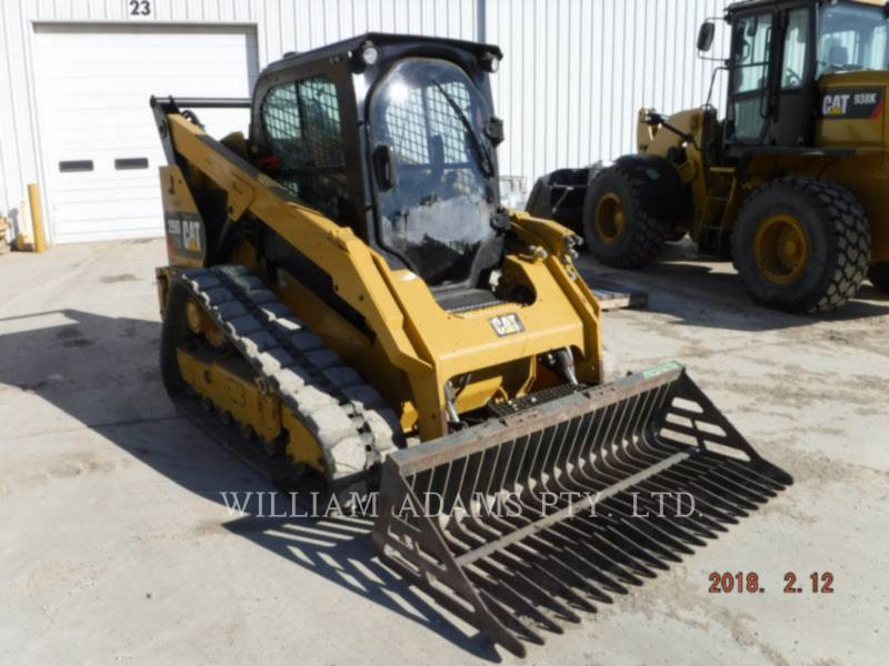 CATERPILLAR PALE CINGOLATE MULTI TERRAIN 299D XHP equipment  photo 1
