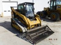 Equipment photo CATERPILLAR 299D XHP MULTITERREINLADERS 1