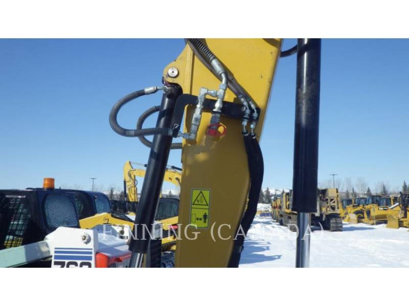 CATERPILLAR PELLES SUR CHAINES 308E2 equipment  photo 3