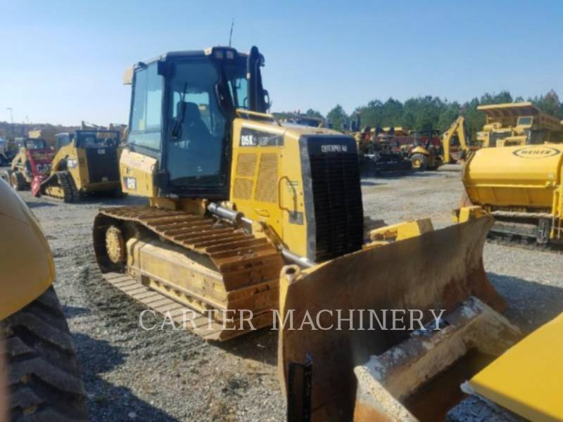 CATERPILLAR TRACK TYPE TRACTORS D5K2LGP AC equipment  photo 1