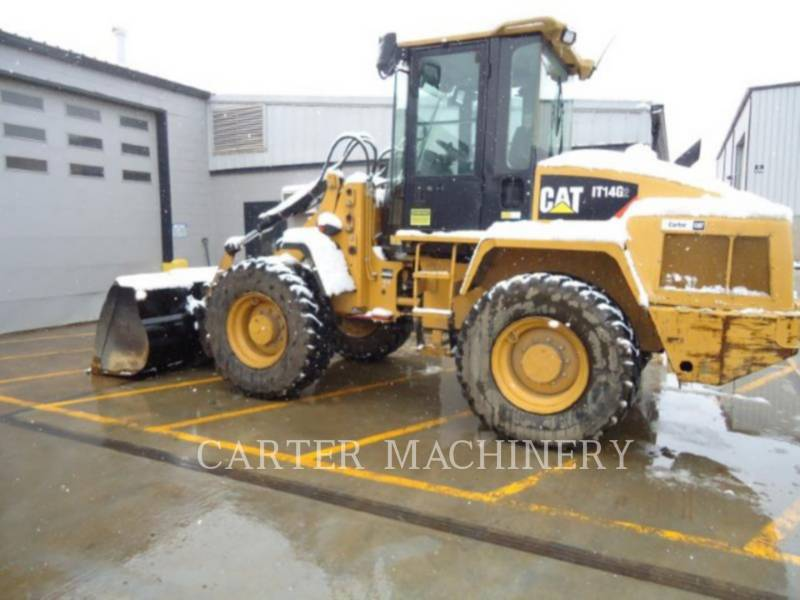 CATERPILLAR WHEEL LOADERS/INTEGRATED TOOLCARRIERS IT14G2 3V equipment  photo 1