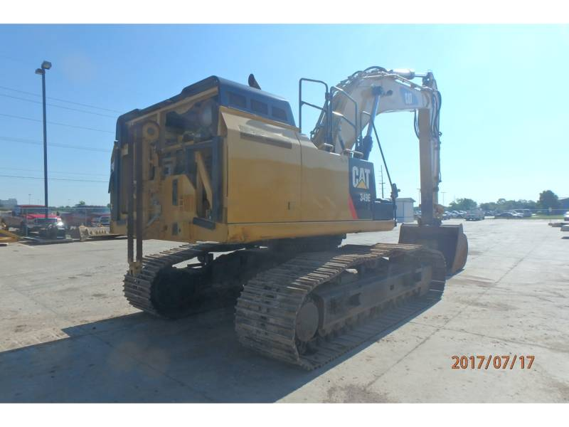 CATERPILLAR EXCAVADORAS DE CADENAS 349ELVG equipment  photo 3