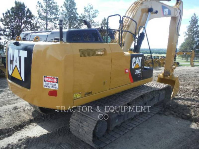 CATERPILLAR TRACK EXCAVATORS 336E LH equipment  photo 4