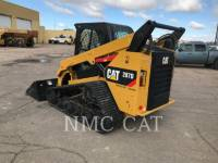CATERPILLAR MULTI TERRAIN LOADERS 287D equipment  photo 2
