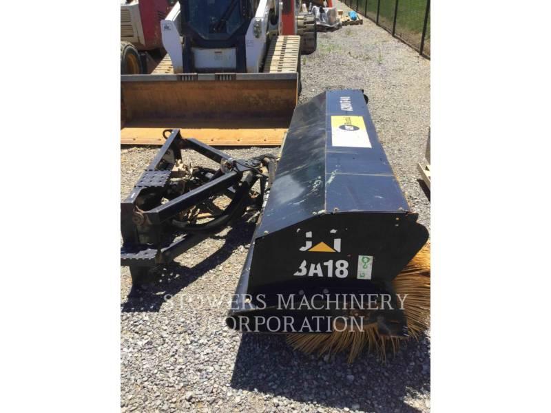 CATERPILLAR  BROOM BA18 equipment  photo 1