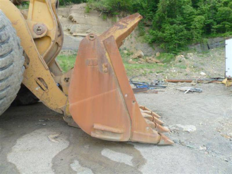 CATERPILLAR RADLADER/INDUSTRIE-RADLADER 994F equipment  photo 2