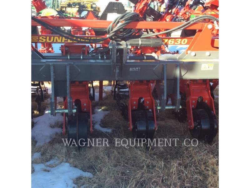 SUNFLOWER MFG. COMPANY AG TILLAGE EQUIPMENT SF7630-30 equipment  photo 11