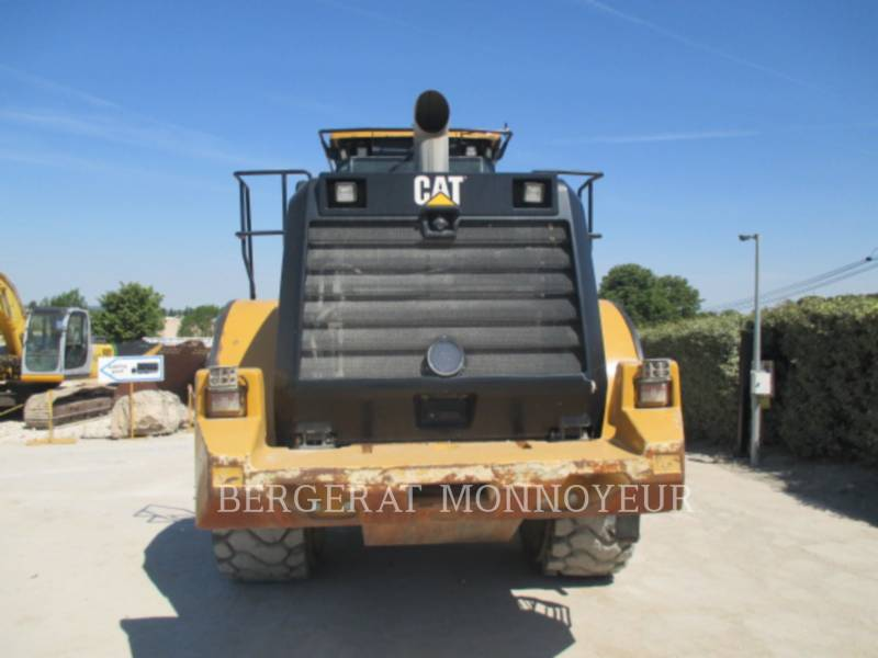 CATERPILLAR MINING WHEEL LOADER 972K equipment  photo 4