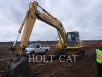Equipment photo KOMATSU PC200LC KETTEN-HYDRAULIKBAGGER 1