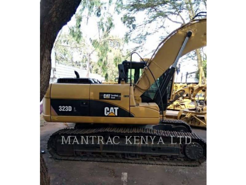 CATERPILLAR TRACK EXCAVATORS 323DL equipment  photo 1
