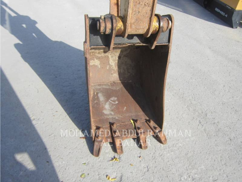 CATERPILLAR BAGGERLADER 434 F equipment  photo 9