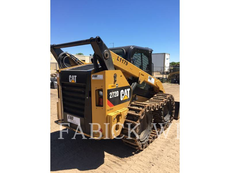 CATERPILLAR CHARGEURS COMPACTS RIGIDES 272D1 equipment  photo 3