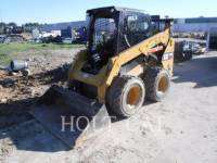 CATERPILLAR SCHRANKLADERS 242D equipment  photo 1