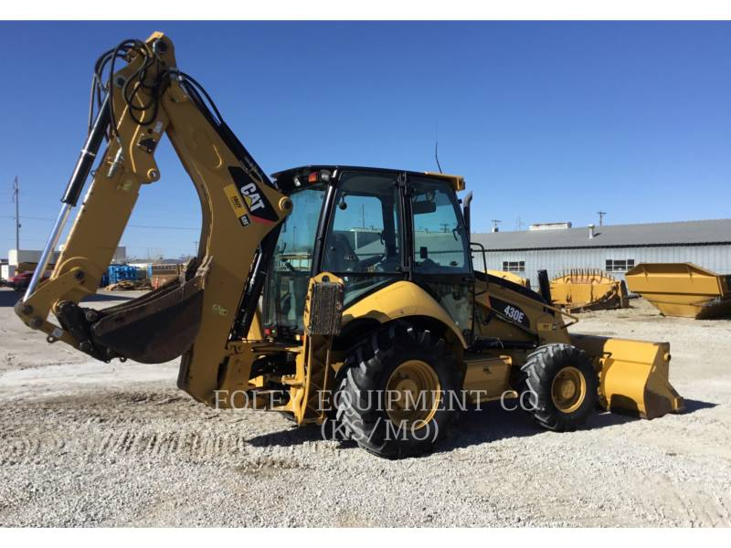 CATERPILLAR バックホーローダ 430EST equipment  photo 3
