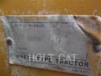 CATERPILLAR MOTOESCREPAS 615 equipment  photo 12