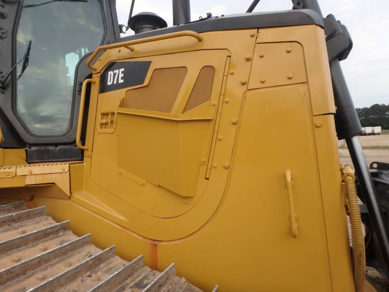 CATERPILLAR ブルドーザ D7E equipment  photo 10