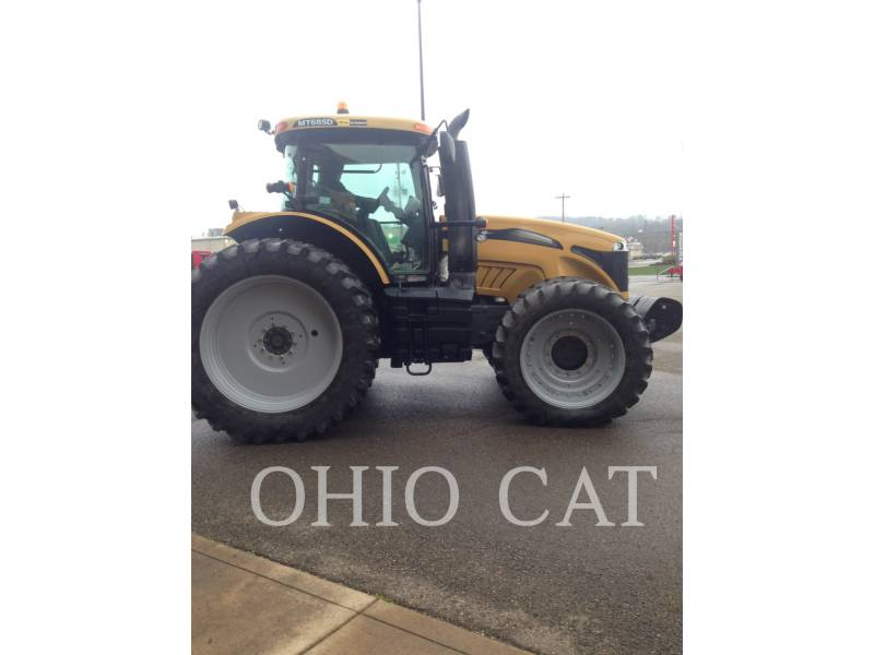 AGCO-CHALLENGER AG TRACTORS MT685D equipment  photo 6