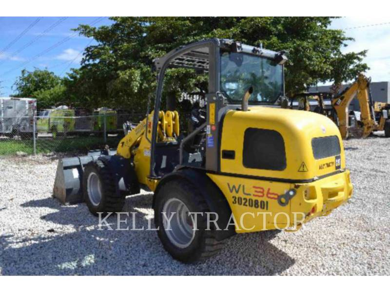 WACKER CORPORATION CARGADORES DE RUEDAS WL36 equipment  photo 3