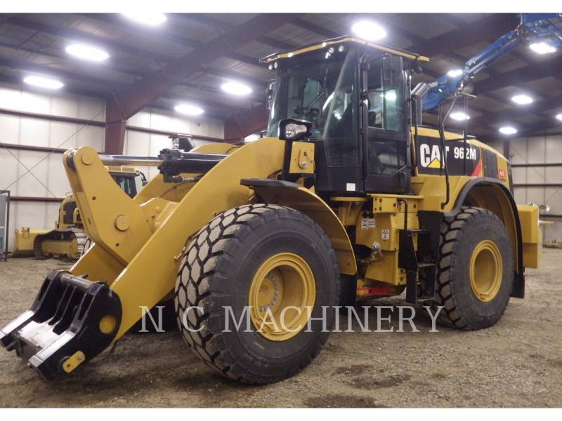 CATERPILLAR WHEEL LOADERS/INTEGRATED TOOLCARRIERS 962M equipment  photo 1