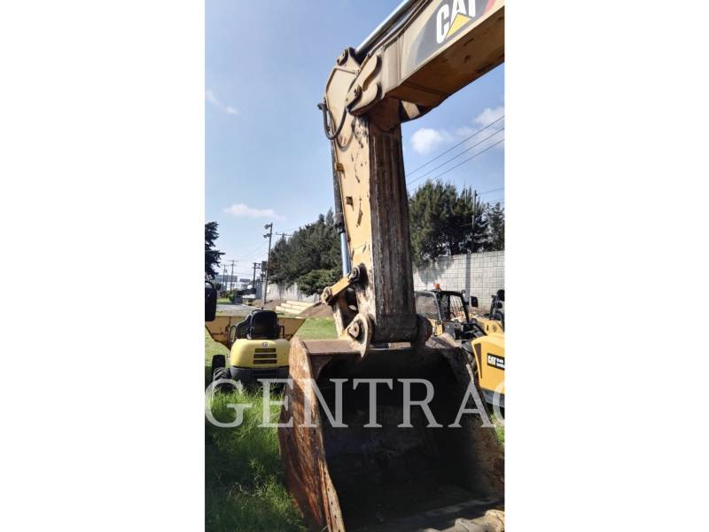 CATERPILLAR TRACK EXCAVATORS 345DL equipment  photo 22