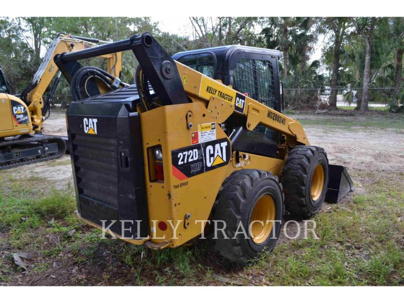 CATERPILLAR SKID STEER LOADERS 272D2XHP equipment  photo 5