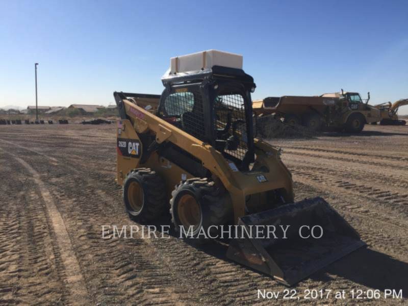Caterpillar MINIÎNCĂRCĂTOARE RIGIDE MULTIFUNCŢIONALE 262D XPS equipment  photo 1