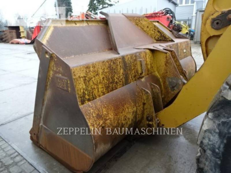 CATERPILLAR RADLADER/INDUSTRIE-RADLADER 966H equipment  photo 9