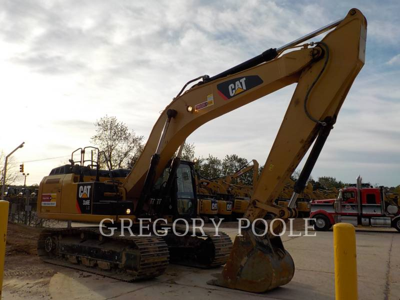 CATERPILLAR EXCAVADORAS DE CADENAS 336E H equipment  photo 4