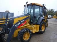 Equipment photo JOHN DEERE 310SK バックホーローダ 1