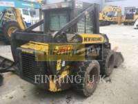 Equipment photo Caterpillar LS160 MINIÎNCĂRCĂTOARE RIGIDE MULTIFUNCŢIONALE 1