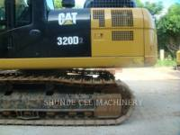 CATERPILLAR TRACK EXCAVATORS 320D2 equipment  photo 20