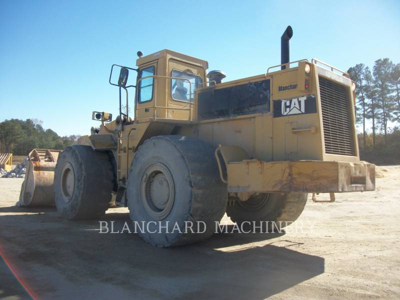 CATERPILLAR WHEEL LOADERS/INTEGRATED TOOLCARRIERS 988B equipment  photo 4