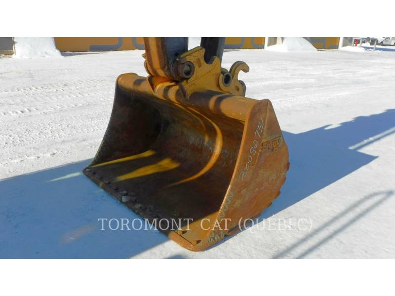 JOHN DEERE TRACK EXCAVATORS 210G equipment  photo 6