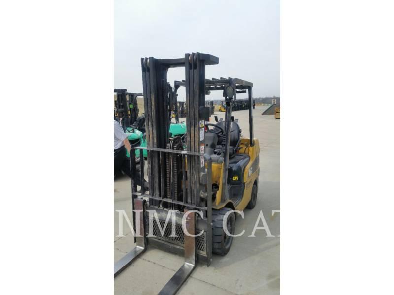 CATERPILLAR LIFT TRUCKS GABELSTAPLER 2C6000_MC equipment  photo 4
