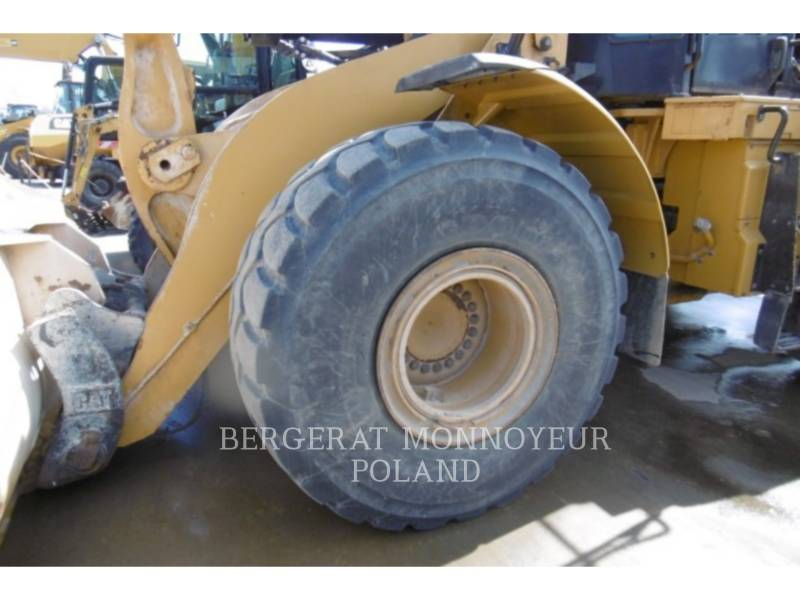 CATERPILLAR MINING WHEEL LOADER 966K equipment  photo 12
