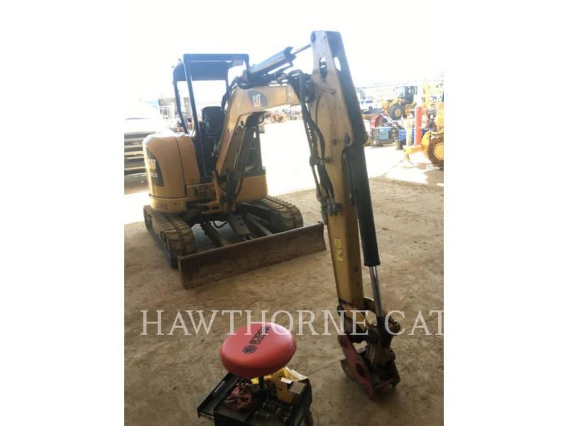 CATERPILLAR TRACK EXCAVATORS 303.5E TAG equipment  photo 5