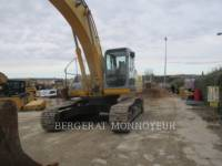 FORD / NEW HOLLAND TRACK EXCAVATORS E385 equipment  photo 9