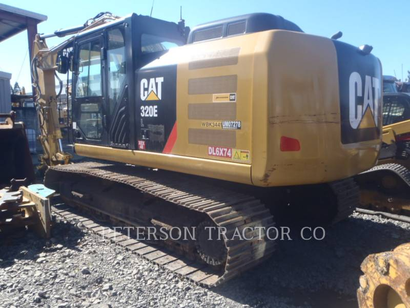 CATERPILLAR TRACK EXCAVATORS 320EL equipment  photo 4