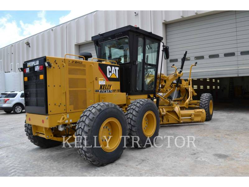 CATERPILLAR MOTONIVELADORAS 140K equipment  photo 4