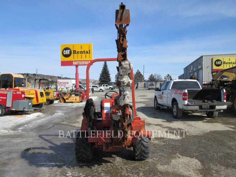 DITCH WITCH (CHARLES MACHINE WORKS) TRENCHERS 3700 equipment  photo 5