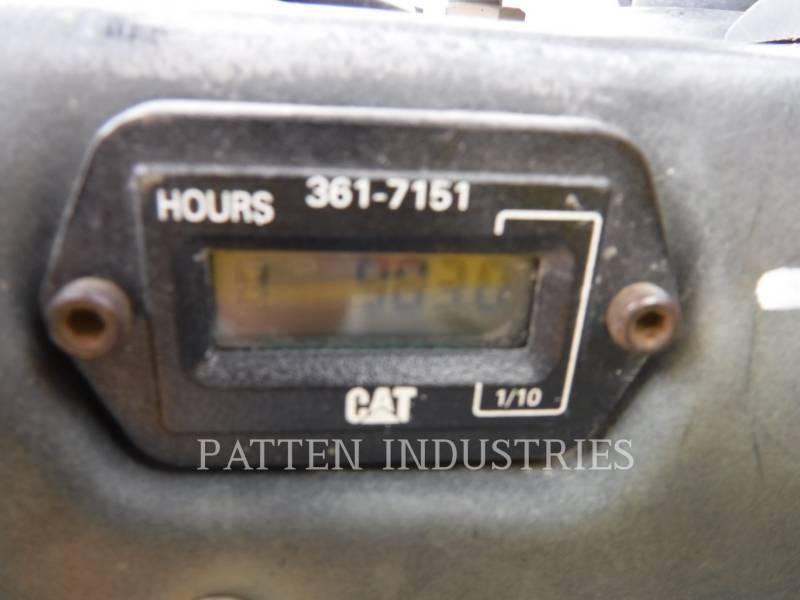 CATERPILLAR VIBRATORY DOUBLE DRUM ASPHALT CB54 equipment  photo 7