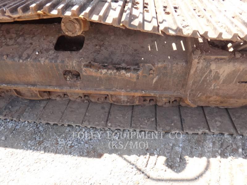 DEERE & CO. TRACK EXCAVATORS 350D equipment  photo 21