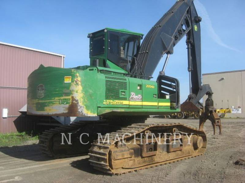 JOHN DEERE MÁQUINA FORESTAL 2954D equipment  photo 3
